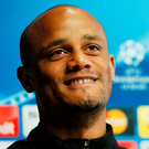 Vincent Kompany Photo: Reuters / Jason Cairnduff