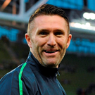 Robbie Keane is set to take part in the European Championships Photo: Seb Daly / SPORTSFILE