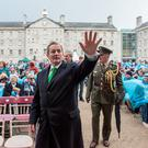 "Enda Kenny landed himself in some bother with his election campaign comment about ""whingers""."