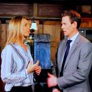 Emma and Robert Buckley on Dragons' Den
