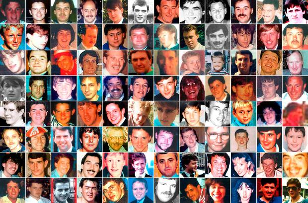 The 96 who dies