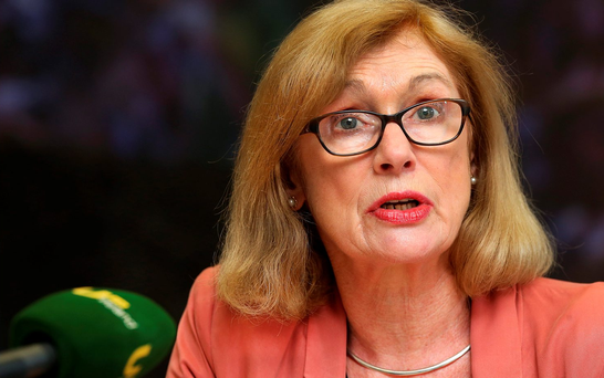 Acting Education Minister Jan O'Sullivan said parental demand was one of the key considerations in deciding on the patronage of the new schools. Photo: Steve Humphreys