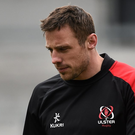 Ulster will be without Tommy Bowe for the clash after he aggravated his knee injury against Zebre (Photo: SPORTSFILE)