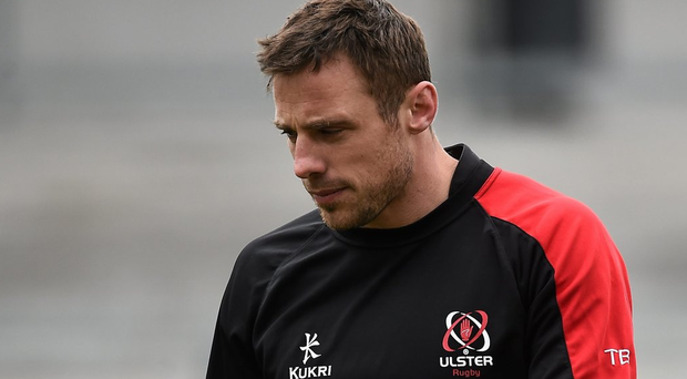 Ulster will be without Tommy Bowe for the rest of the season