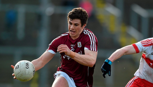 Jim Carney reckons that Shane Walsh is the only Galway player who would get on the Mayo team at present and is scathing over what he sees as apathy in his native county after the failure to escape from Division 2 (Photo: Philip Fitzpatrick/Sportsfile)