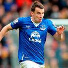 Everton's Seamus Coleman (Photo: PA Wire)