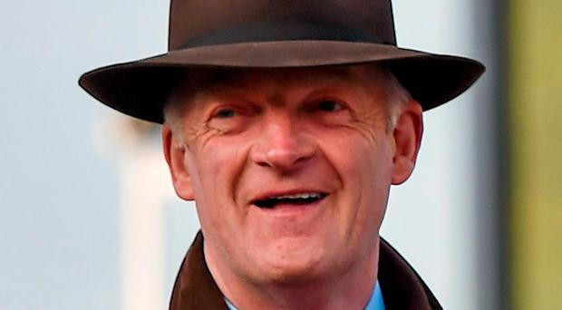 Willie Mullins (Photo: SPORTSFILE)