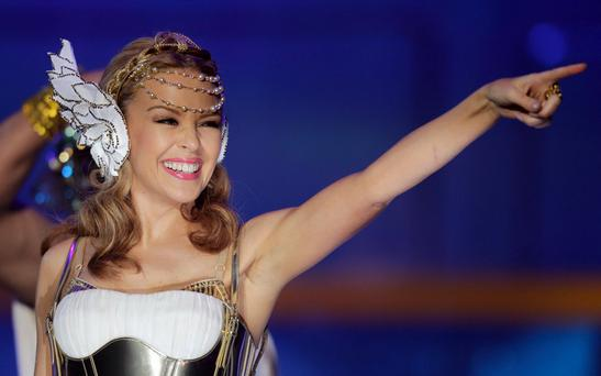 Kylie Minogue's 2011 Aphrodite tour