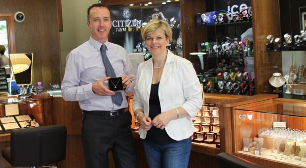Gear Jewellers in Dublin availed of the Trading Online Voucher Scheme through the Local Enterprise Office (LEO)