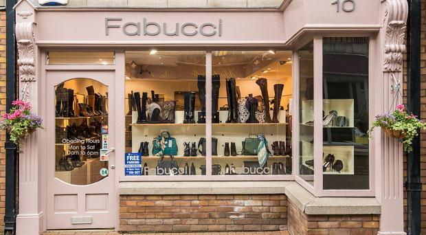 Fabucci Footware, Naas, Co. Kildare, availed of the Trading Online Voucher Scheme through the Local Enterprise Office (LEO)