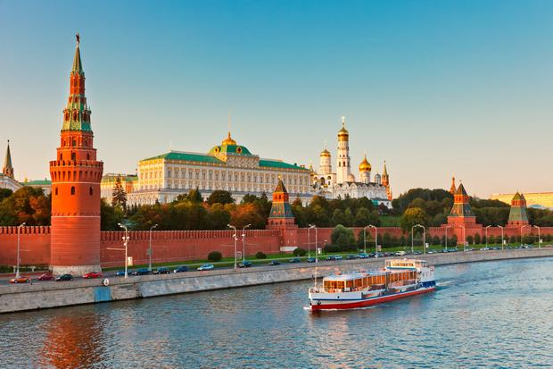 The Kremlin, Moscow. Photo: Deposit