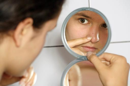 Body Dysmorphic Disorder is becoming more prevalent among teenagers (Stock image)