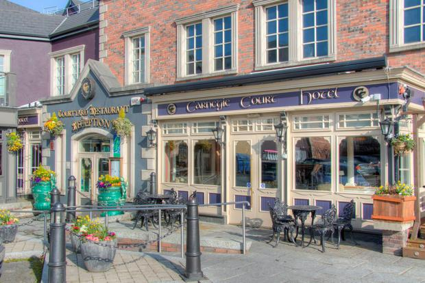 Savills is seeking €4.75m for the Carnegie Court Hotel in Swords