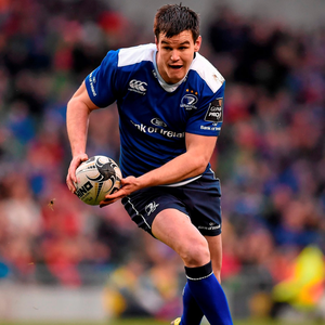 Johnny Sexton believes that a successful Guinness Pro12 run-in can be the catalyst for a new generation of Leinster players returning to the top of European rugby under Leo Cullen. Photo: Sportsfile