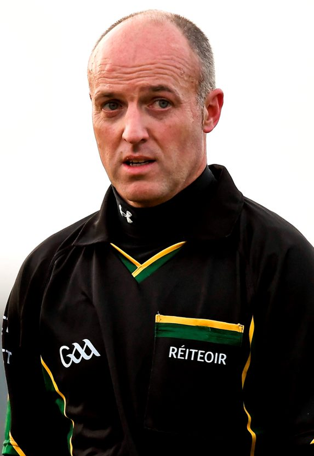 Cormac Reilly came in for criticism for his handling of the Kerry/Mayo All-Ireland semi-final replay two years ago Photo: Paul Mohan / SPORTSFILE