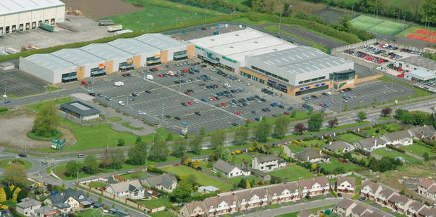 Nenagh Retail Park extends to over 158,000 sq ft.