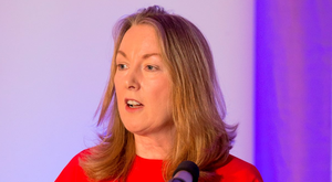 Glanbia MD Siobhan Talbot. Photo: Dylan Vaughan