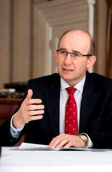 Dairygold CEO Jim Woulfe. Photo: Fennell Photography
