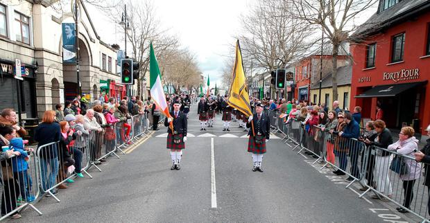 The Easter Rising Centenary celebrations contributed to the record number of tourists visiting Ireland last month Photo: Conor Healy Photography