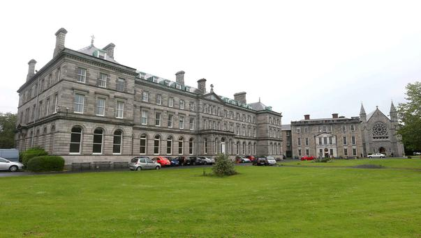 All Hallows College in Drumcondra in Dublin, which was acquired last year by DCU. Photo: Damien Eagers