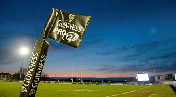'Pat Lam's men head to Treviso this evening needing just a single point to guarantee a first ever semi-final spot in the Pro12.' Photo Cody Glenn / Sportsfile