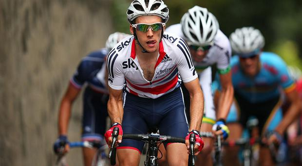 British cyclist Simon Yates. Photo: Getty Images