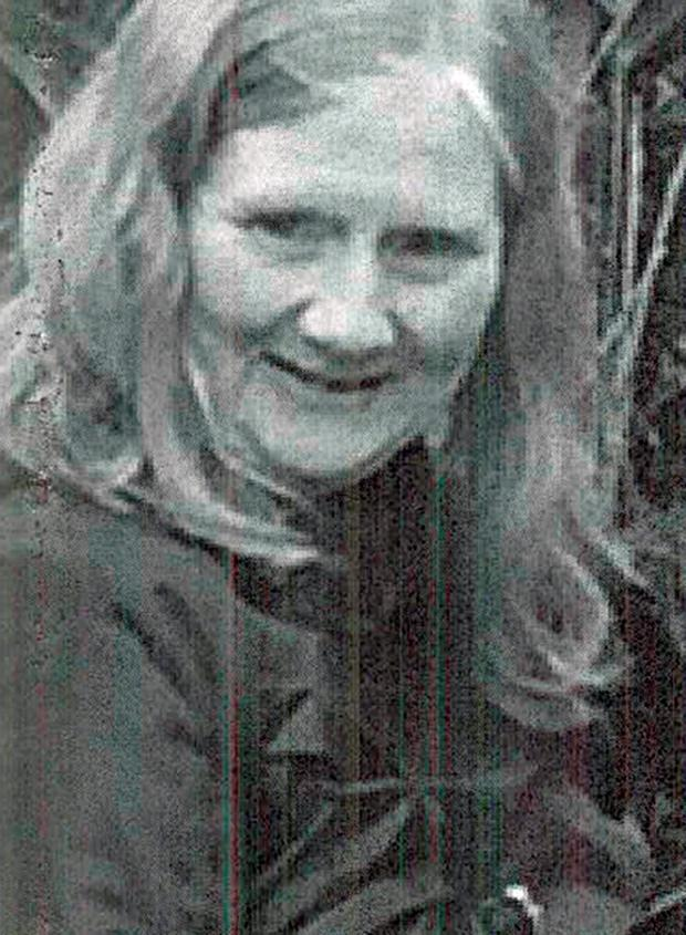 Caron Findlay who disappeared while travelling home from visiting relatives Credit: Police Scotland/PA Wire