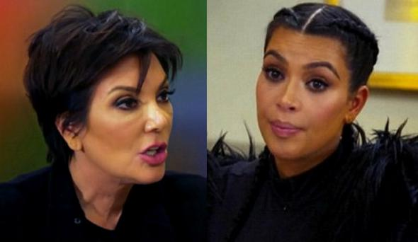 Kris Jenner and Kim Kardashian fight in the new trailer for Keeping Up With The Kardashians