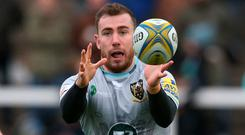 Northampton's JJ Hanrahan. Photo: Getty