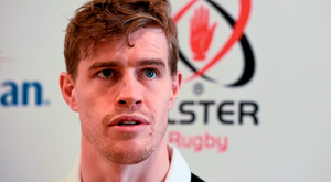 Ulster's Andrew Trimble (SPORTSFILE)