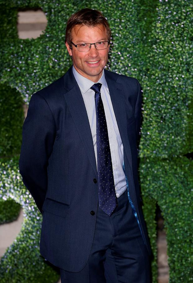 Rob Andrew. Photo: Getty