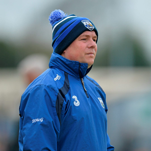 Derek McGrath is well aware of the benefits of putting down a championship marker in a league final after Waterford completed a double over Cork inside five weeks last year.. Photo: Sportsfile