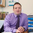 Alan Galvin, who works in the Saoirse Addication Treatment Centre. Photo: Press 22