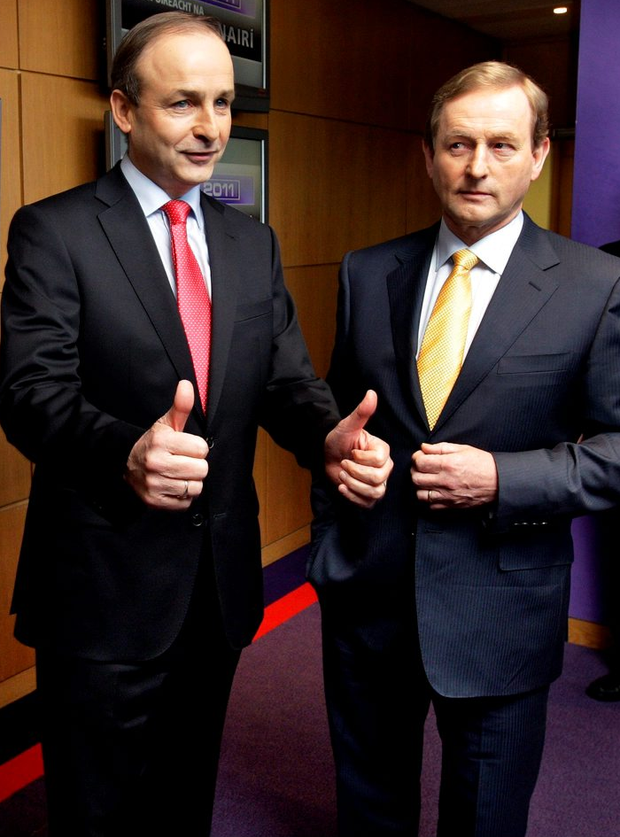 The lack of urgency shown by Fianna Fáil and Fine Gael in cobbling together a minority administration is delaying action on hugely important issues. Photo: Steve Humphreys