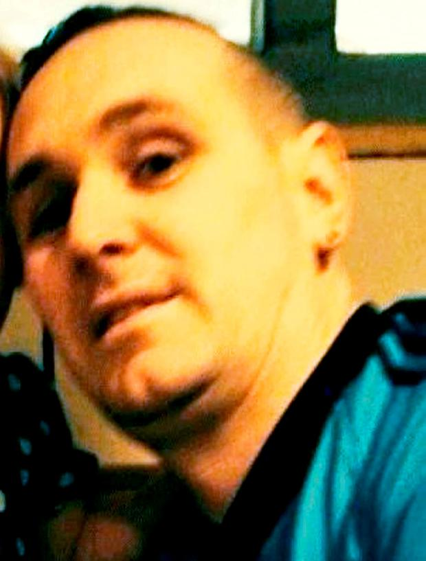 BLOODY FEUD: New IRA member Michael Barr was shot dead in The Sunset House