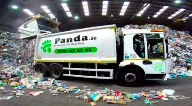 Irish recycling giant Panda Waste