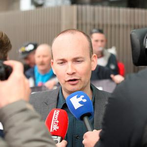 Assistance: Paul Murphy, who faces charges of falsely imprisoning Joan Burton, has been granted legal aid for his trial. Photo: Collins Courts
