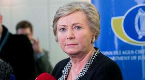 REPORT: Justice minister Frances Fitzgerald is preparing to publish the findings of the Commission of Investigation into claims of garda misconduct. Photo: Collins Photo Agency