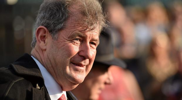 GAME ON: supremo racehorse owner JP McManus, who won €15m playing a marathon three-day game against US billionaire Alec E Gores in November 2012 (Barry Cregg / SPORTSFILE)