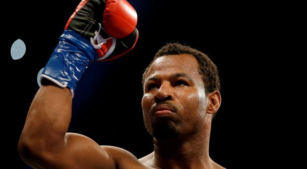 Shane Mosley saved a baby from a car wreck