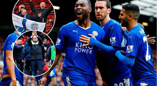 Leicester City are on the brink of the Premier League title