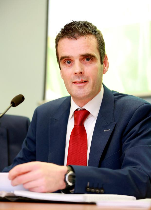 New IFA President Joe Healy. Photo: Frank Mc Grath.