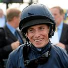 Jockey Ryan Moore. Photo: Sportsfile