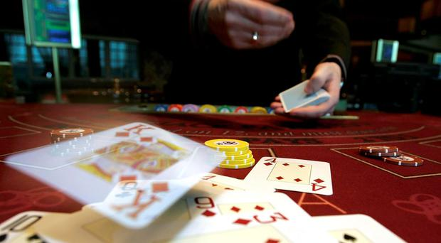 Online betting has kept many gamblers away from traditional bookmakers – but our casinos and poker halls are flourishing. Photo: Andrew Milligan/PA Wire...A