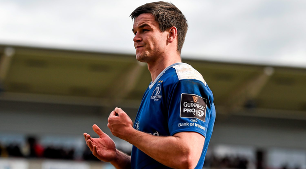 Jonathan Sexton, Leinster, following his side's defeat