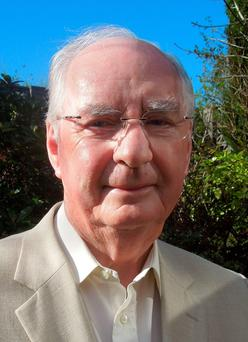 Undated family handout photo of James Goodfellow, 79, inventor of personal identification number (PIN) technology, which allows people to withdraw cash from bank machines, who has recalled his
