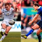 Paddy Jackson and Sexton