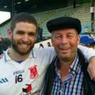 David Quirke and his late dad Noel