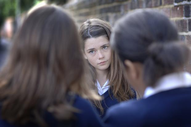 'Sometimes children are afraid that if they tell their parents about bullying, their parents will be upset with them or will be critical of them'