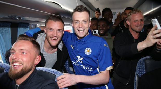 Courtesy of Leicester City's Twitter account.